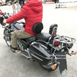 tựa lưng người lái suzuki gz 150a