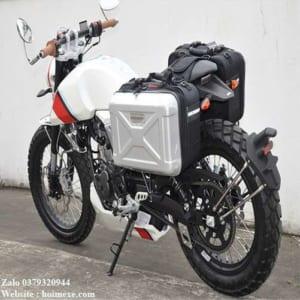 túi bên xe máy chống nước rockbiker