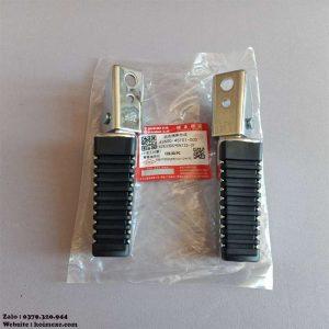Cặp gác chân sau suzuki gz150a gz125