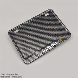 khung bien so suzuki gz150a