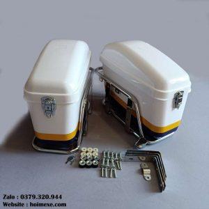 thùng hông cb250 police cm